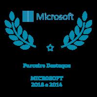 Parceiro destaque Microsoft