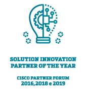 Solution Innovation Partiner of the year Cisco